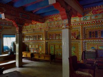 探访藏族民居08