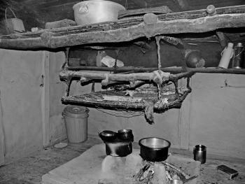 雷布查人的传统房屋12