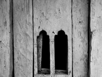 雷布查人的传统房屋07