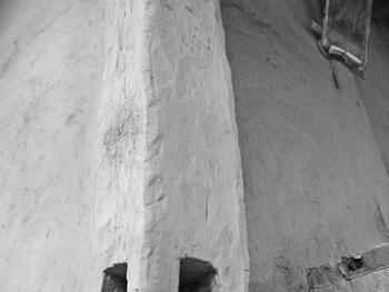 雷布查人的传统房屋08