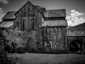 亚美尼亚的教堂03