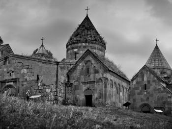 亚美尼亚的教堂04