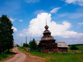 俄罗斯北部的宗教建筑3