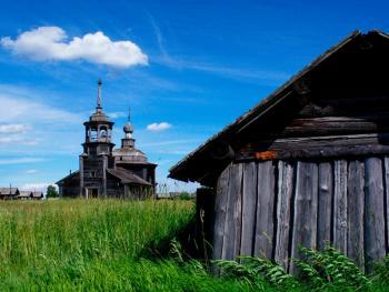 俄罗斯北部的宗教建筑4