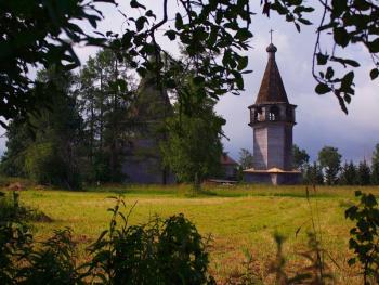 俄罗斯北部的宗教建筑5