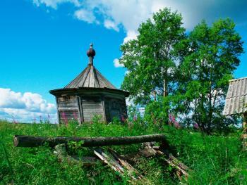 俄罗斯北部的宗教建筑6