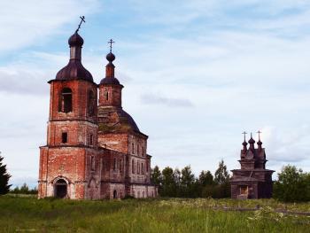 俄罗斯北部的宗教建筑7