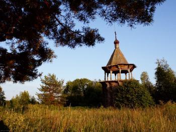 俄罗斯北部的宗教建筑8