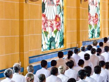 越南高台教建筑12