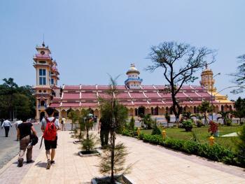 越南高台教建筑