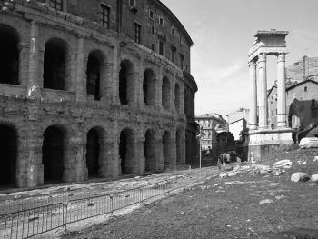 罗马犹太人区遗迹11