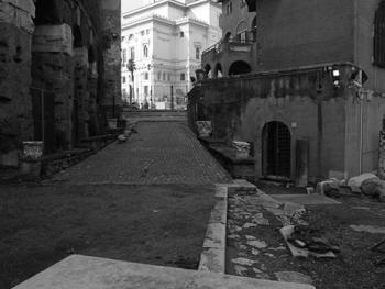 罗马犹太人区遗迹13