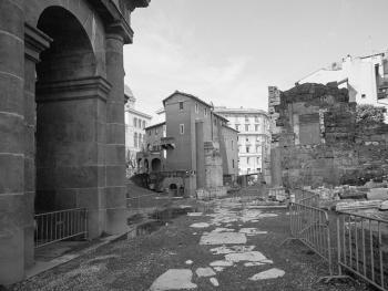 罗马犹太人区遗迹14