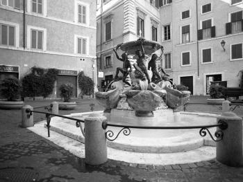 罗马犹太人区遗迹