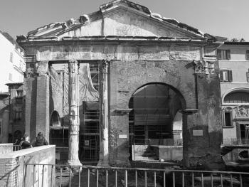 罗马犹太人区遗迹07