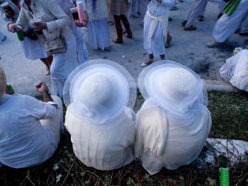 加纳利群岛的白色狂欢节10