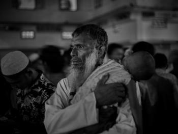 孟加拉穆斯林圣地朝拜