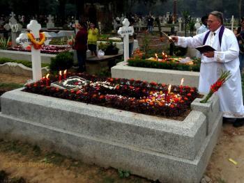 印度基督徒的万圣节
