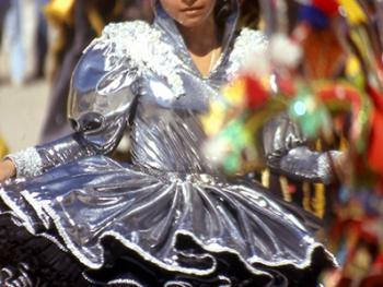 智利拉蒂罗纳的圣女庆典10
