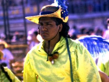 智利拉蒂罗纳的圣女庆典11