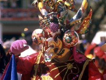 智利拉蒂罗纳的圣女庆典07