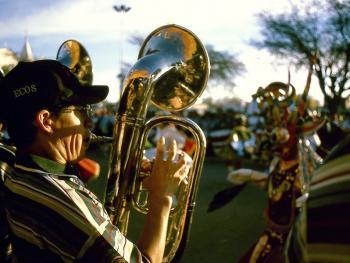 智利拉蒂罗纳的圣女庆典08