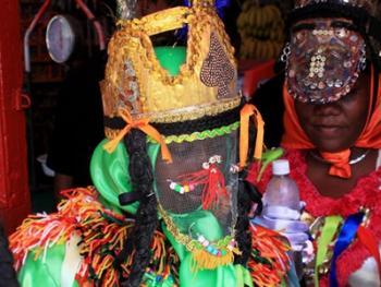 印第安人最后的面具节10