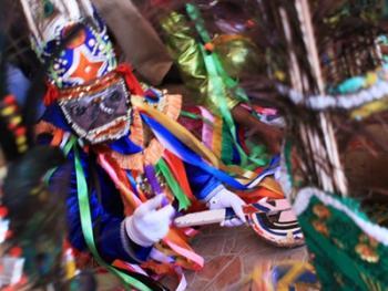 印第安人最后的面具节11