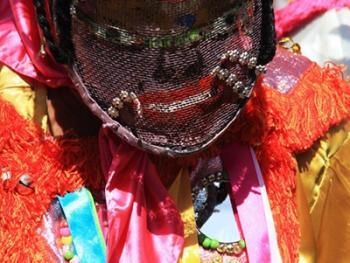 印第安人最后的面具节12