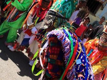 印第安人最后的面具节14