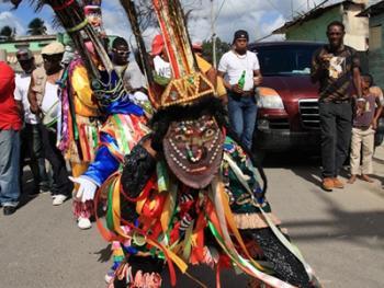 印第安人最后的面具节03