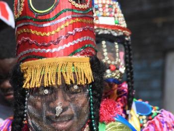 印第安人最后的面具节08