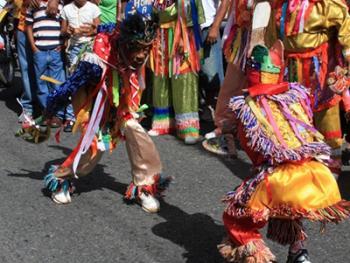 印第安人最后的面具节09