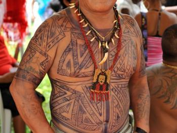 美洲印第安人日11