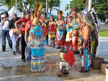 美洲印第安人日