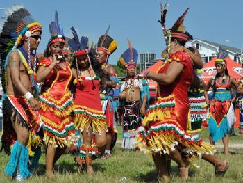美洲印第安人日04