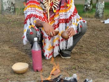 美洲印第安人日06