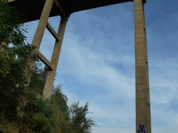 铁窑村河渡槽10