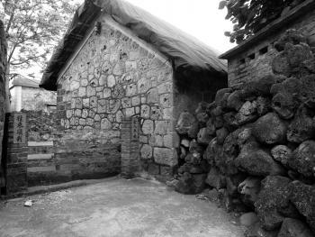 徐闻新地村的珊瑚屋民居13