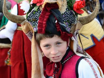 保加利亚国际面具节02