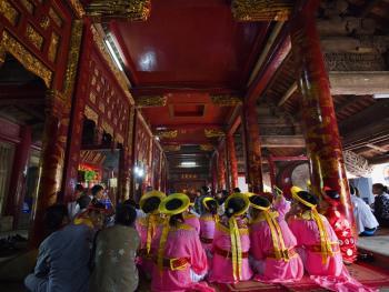 越南京族哈节06