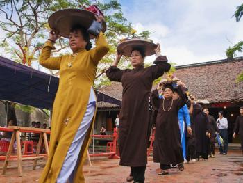 越南京族哈节07