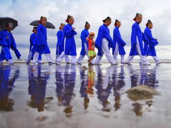 越南京族哈节09