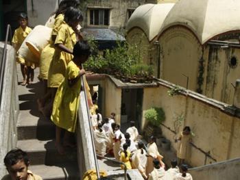 印度古茹库拉学校
