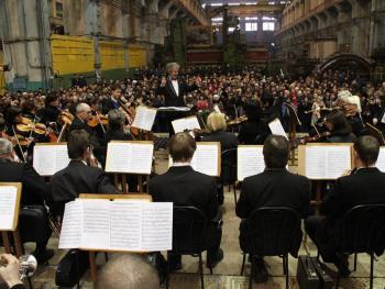 独特的专业级交响音乐会