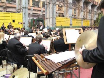 独特的专业级交响音乐会08