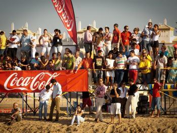 沙滩赛马08