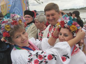 佩切涅格人的传统节日10