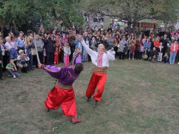 佩切涅格人的传统节日06