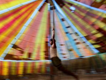 孟加拉国的传统马戏14